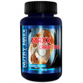 Maxx Carnitine 60 Caps de 500mg